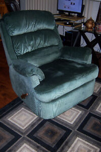 2in1 Rocker and Recliner Chair
