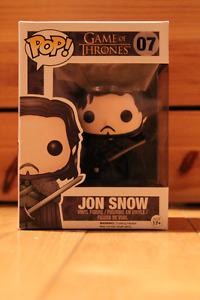 Figurine funko pop Game of Thrones - Jon Snow