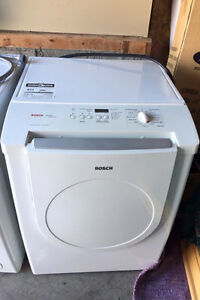 Bosch Front Load Washer and Dryer Set Strathcona County Edmonton Area image 3