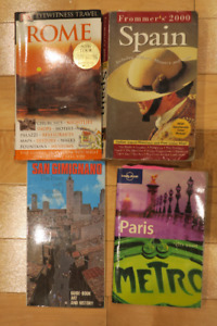 Travel Books / Travel Guides for sale