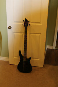 Stag bass guitar
