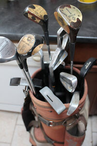 Used once new set of Knight golf clubs and extras Kawartha Lakes Peterborough Area image 5