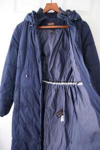 Danier long winter coat down/feather - New