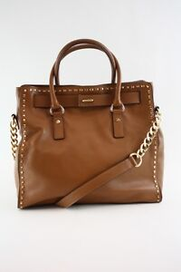 Michael-KORS-Luggage-WHIPPED-LEATHER-Hamilton-N-S-TOTE-Bag-398