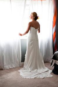 Wedding Dress size 8 - Maggie Sottero