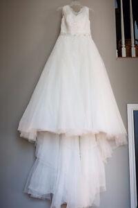 Plus Size Calista Wedding Dress