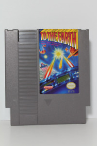 Nintendo Entertainment System-To The Earth