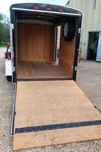 2011 Interstate Load Runner Enclosed Trailer