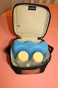 Medela Double Electric breast pump in Carrying purse Kitchener / Waterloo Kitchener Area image 6
