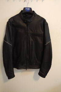 Victory Leather Riding Jacket