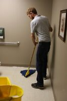 Trenton Part Time Cleaner Required