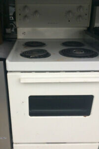 24'' Apartment Size Stove...$275.00...Warranty...647 970 1612
