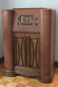 Radio antique Stromberg-Carlson
