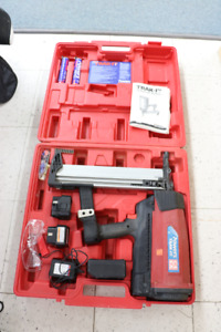 **POWER TOOLS*** Track-it Tool Gas-Powered Fastening System-1701