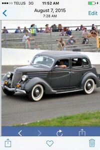 1936 Ford .