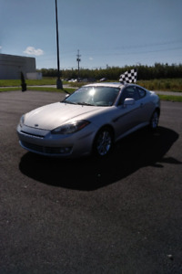 2008 HYUNDAI TIBURON GS!!! LOADED!!! ONLY 169K!!!