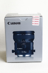 Mint Canon Lenses TS-E 24mm f3.5 L for sale. More on this AD