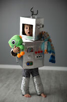 Robot lovey lost