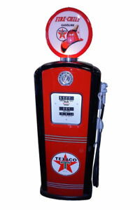 ⛽Vintage gas pump Bennett 1000 series newly restored⛽