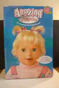 Amazing Amanda Interactive Doll by Playmates 2005 NEW IN BOX