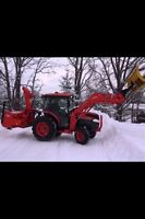 Snow removal residential & commercial Wolfville - Coldbrook