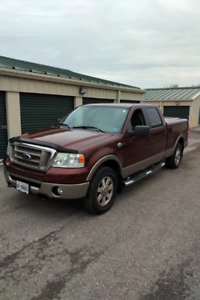 2006 FORD F-150 KING RANCH SUPER CREW 4X4 - SUNROOF