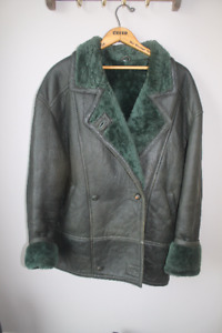 Women's Sheepskin Jacket
