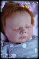 Beautiful Newborn Girl Reborn Doll- Asher Kit