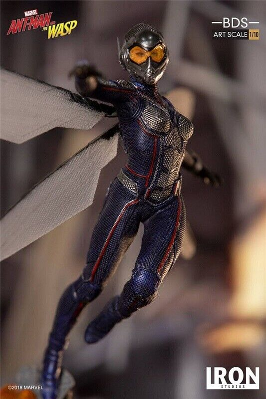 Iron Studio Ant-Man 2 Ant-Man 1:10 Scale Statue Figure Collectibles Unopened
