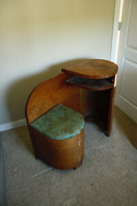 Beautiful Antique Telephone Desk