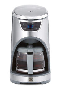 Barely used :Sears Elite 12-Cup Coffee Maker - Stainless Steel