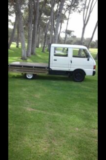 Dual Cab Mini Truck Buy or Swap for Ute Beaconsfield Fremantle Area Preview