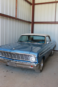 1964 Convertible Ford Falcon Sprint