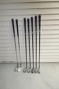 Golf - Mizuno JPX Iron Set