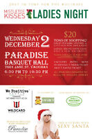 LADIES HOLIDAY SHOPPING NIGHT - vendors welcome