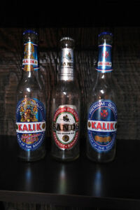 Beer bottle collection - Bahamian Beer