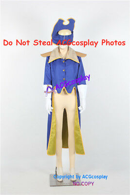 Treasure Planet Captain Amelia Cosplay Costume include big hat - Captain Planet Costume
