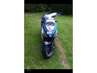 Kymco 50cc sport ped