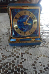 Vintage hamilton travel clock