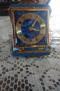 Vintage hamilton travel clock