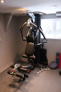 Gym Multi Station Inspire Fitness M3