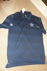 Nike Dri-Fit Dallas Cowboys Polo/Golf Shirt Kitchener / Waterloo Kitchener Area image 2