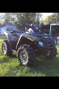 Used 2007 Can-Am 800XT