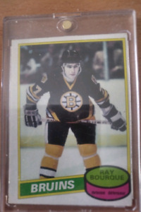 Ray Bourque Rookie