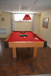 Table de billard 4'x8' Dufferin