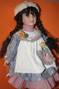 COLLECTIBLE DOLL HEATHER  IN ORIGINAL BOX