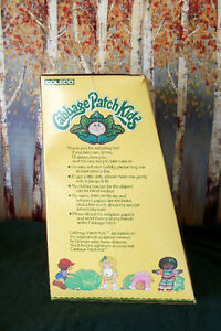 Vintage 1985 Coleco Cabbage Patch Kids Doll 'Jay Neil' NIB Rare Cambridge Kitchener Area image 8