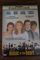 Music of the heart DVD Movie