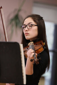 Violoniste d'occasion/Violinist for grand occasions