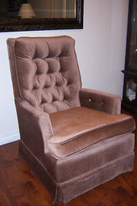 Kroehler Rocker Chair